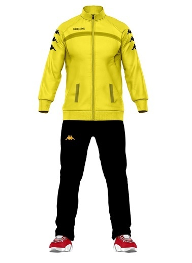 Kappa Eşofman Takım Sarı
